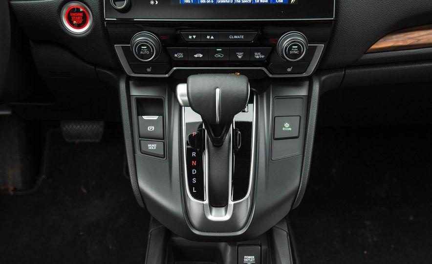 2017 Honda CR-V - Slide 37