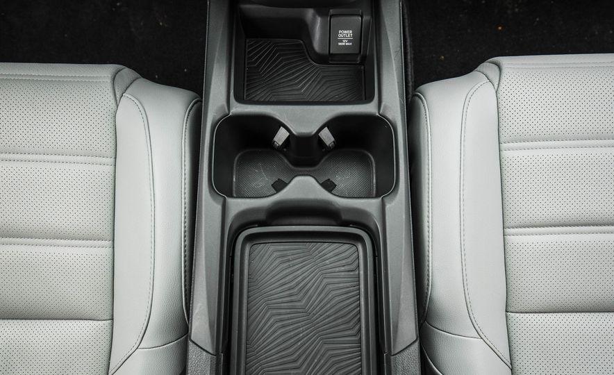 2017 Honda CR-V - Slide 40