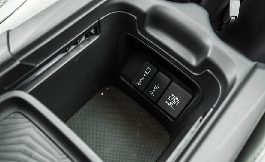 2017 Honda CR-V - Slide 44
