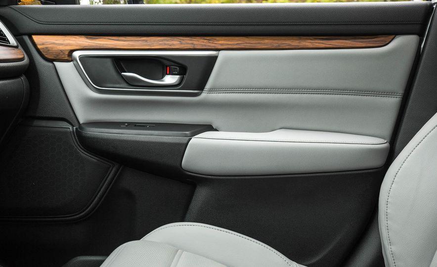 2017 Honda CR-V - Slide 56