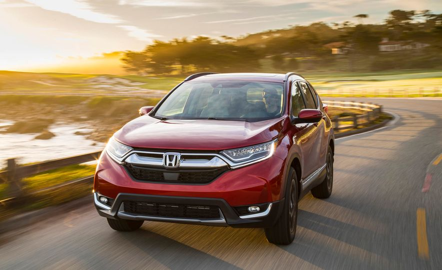 2017 Honda CR-V - Slide 3