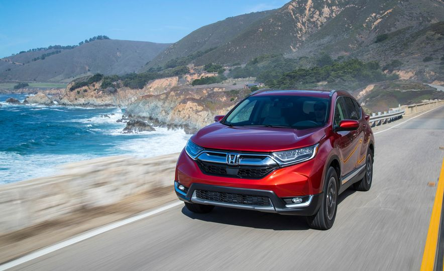2017 Honda CR-V - Slide 5