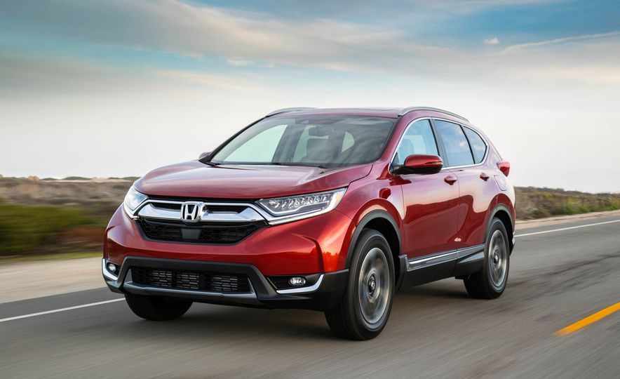 2017 Honda CR-V - Slide 6