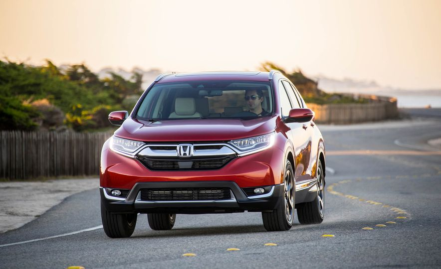 2017 Honda CR-V - Slide 7