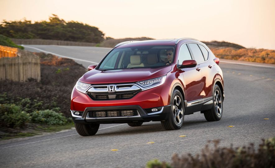 2017 Honda CR-V - Slide 8