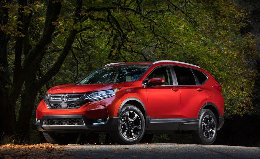 2017 Honda CR-V - Slide 10
