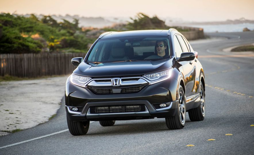 2017 Honda CR-V - Slide 16
