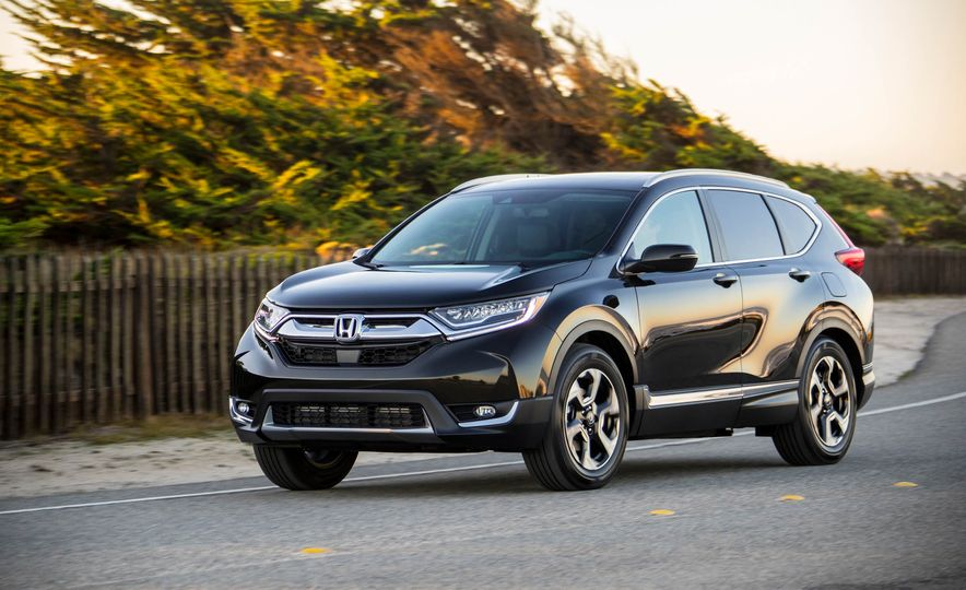 2017 Honda CR-V - Slide 18