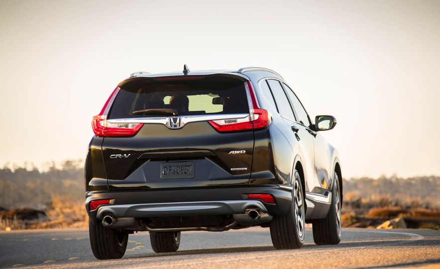 2017 Honda CR-V - Slide 21