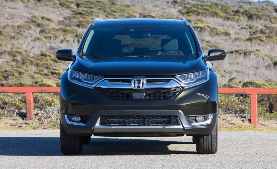 2017 Honda CR-V - Slide 22