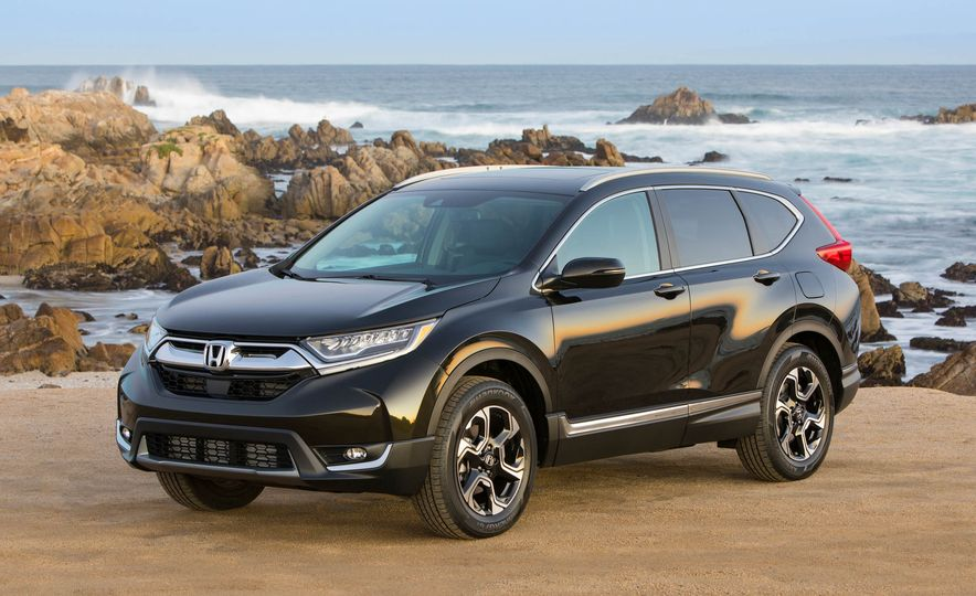 2017 Honda CR-V - Slide 23