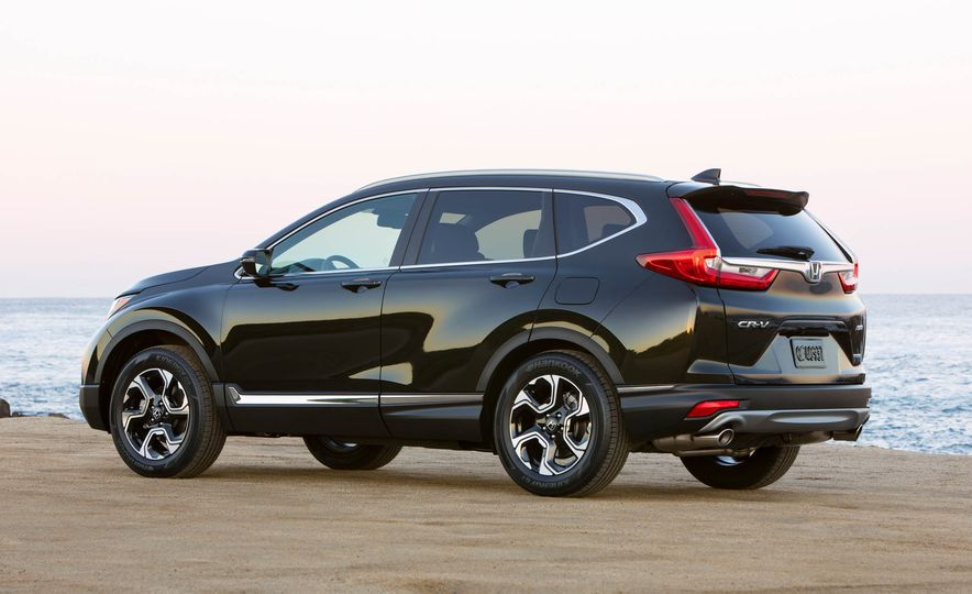 2017 Honda CR-V - Slide 25