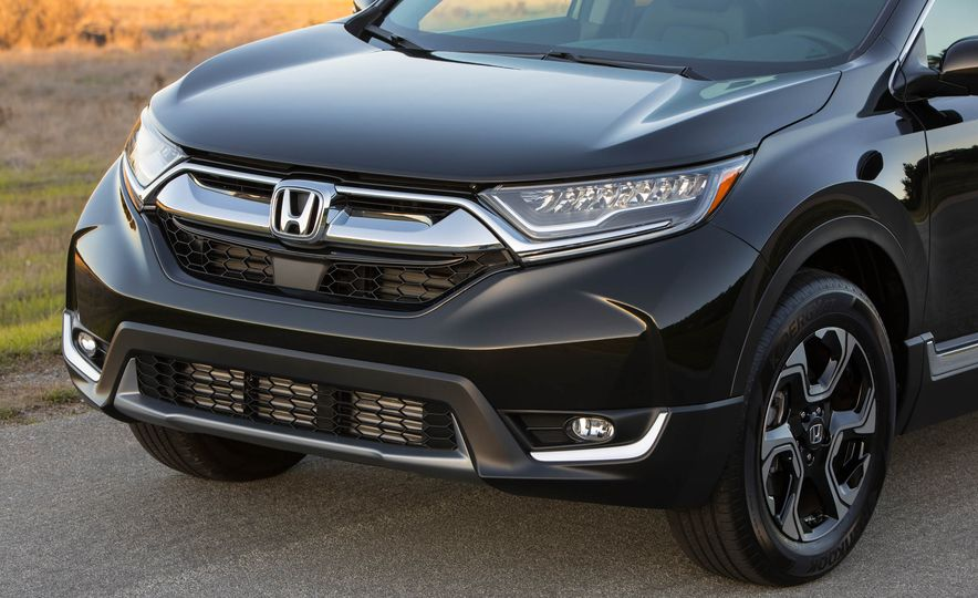 2017 Honda CR-V - Slide 28