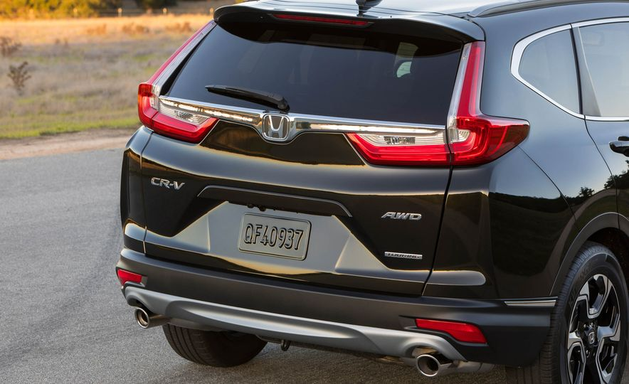 2017 Honda CR-V - Slide 30