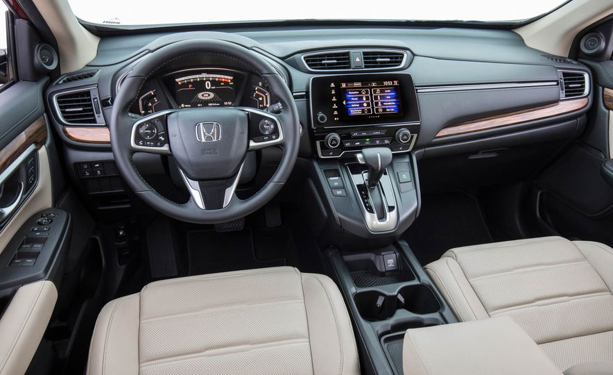 2017 Honda CR-V - Slide 33
