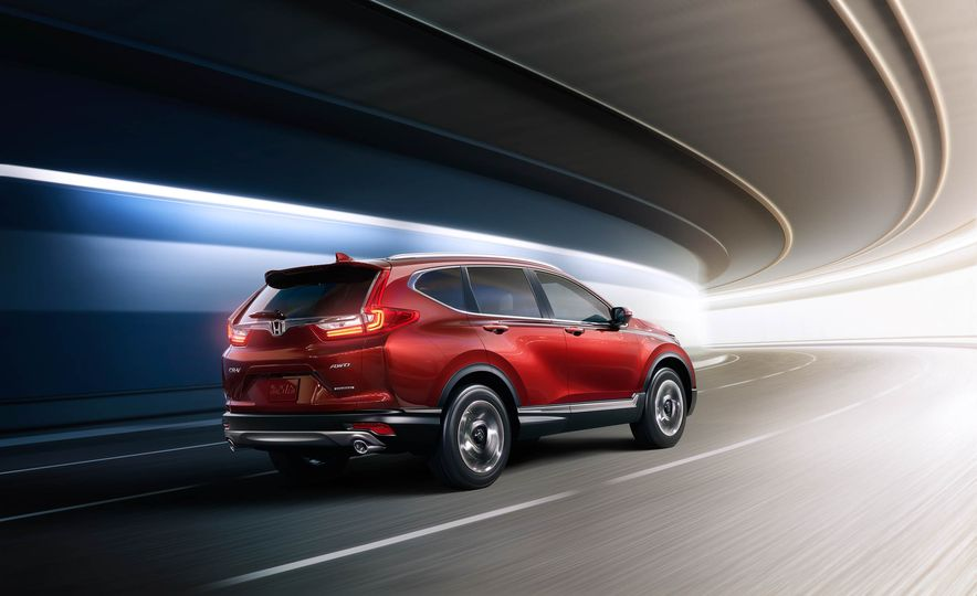 2017 Honda CR-V - Slide 50