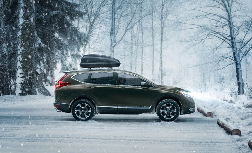 2017 Honda CR-V - Slide 52