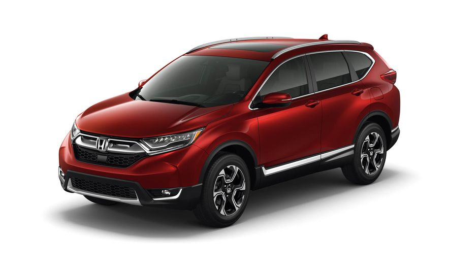 2017 Honda CR-V - Slide 53