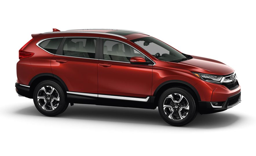 2017 Honda CR-V - Slide 54