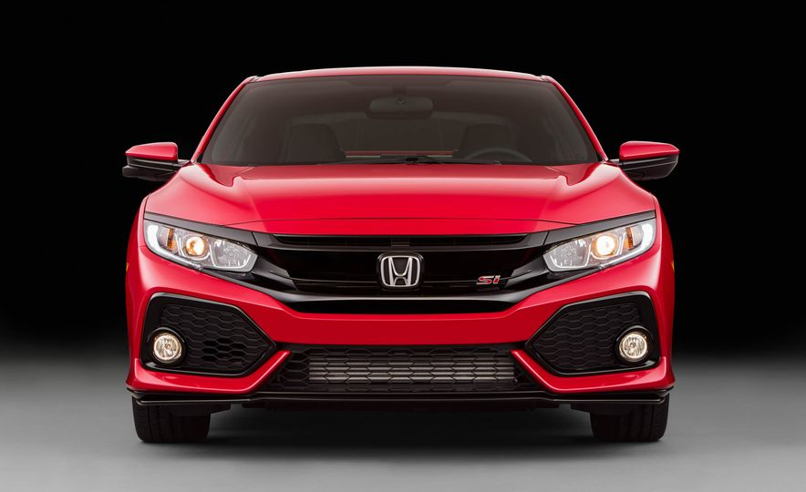 2017 Honda Civic Si coupe prototype - Slide 26