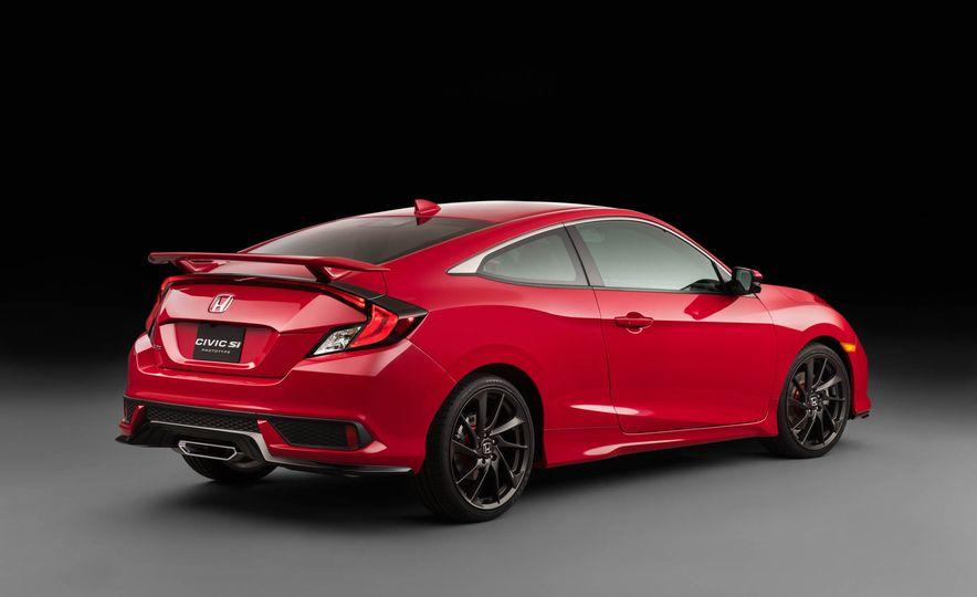 2017 Honda Civic Si coupe prototype - Slide 30