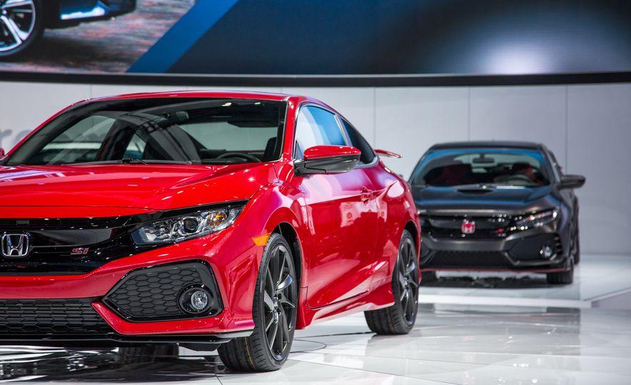 2017 Honda Civic Si coupe prototype - Slide 6