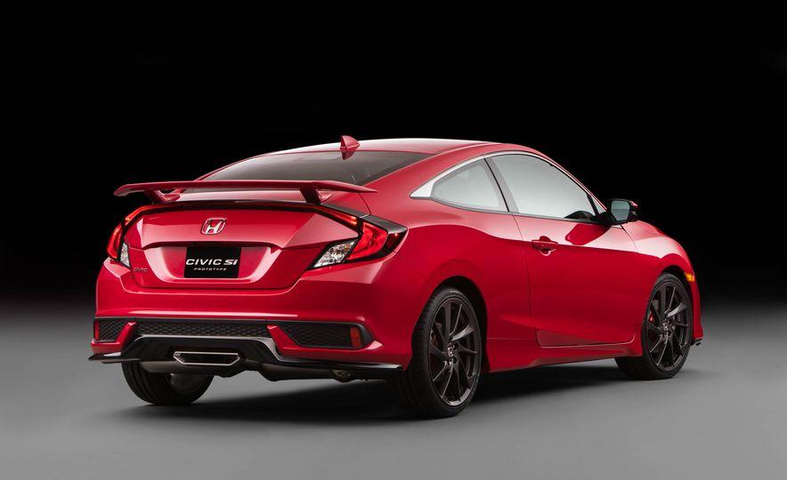 2017 Honda Civic Si coupe prototype - Slide 31