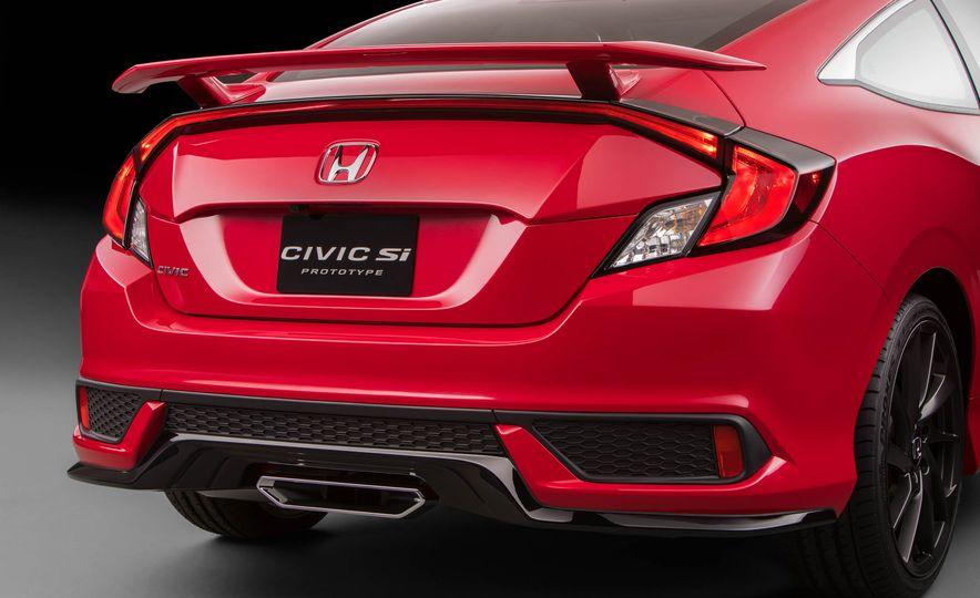2017 Honda Civic Si coupe prototype - Slide 32