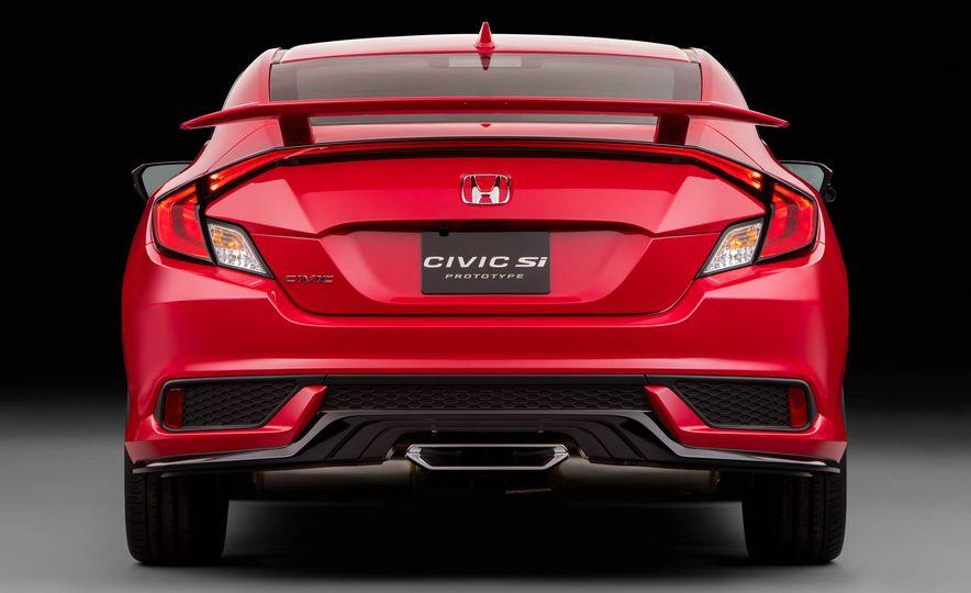 2017 Honda Civic Si coupe prototype - Slide 33