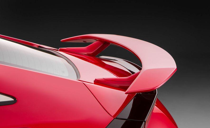 2017 Honda Civic Si coupe prototype - Slide 34
