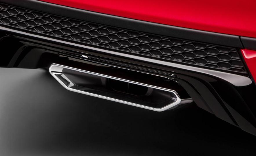 2017 Honda Civic Si coupe prototype - Slide 36