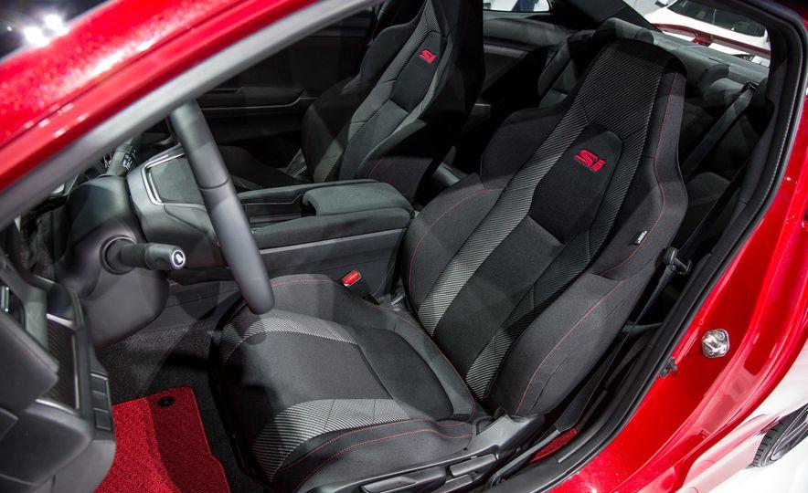 2017 Honda Civic Si coupe prototype - Slide 15