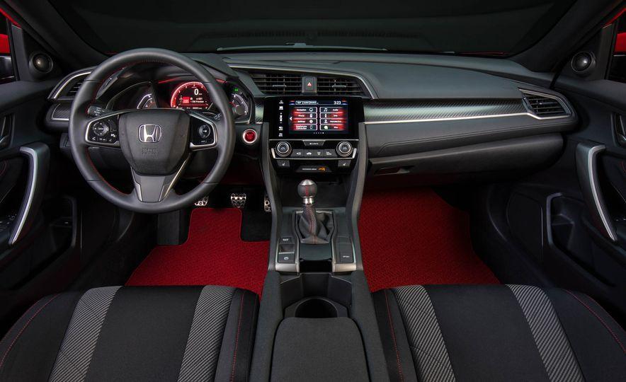 2017 Honda Civic Si coupe prototype - Slide 41