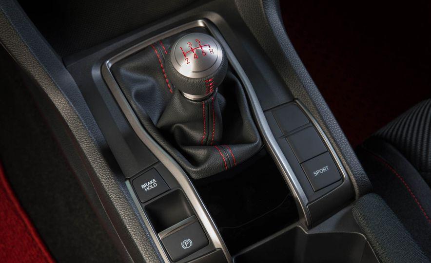 2017 Honda Civic Si coupe prototype - Slide 43
