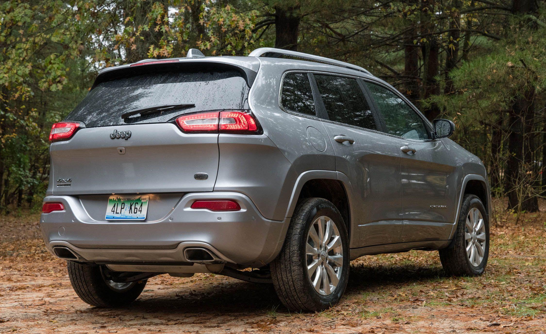 jeep cherokee reviews | jeep cherokee price, photos, and specs