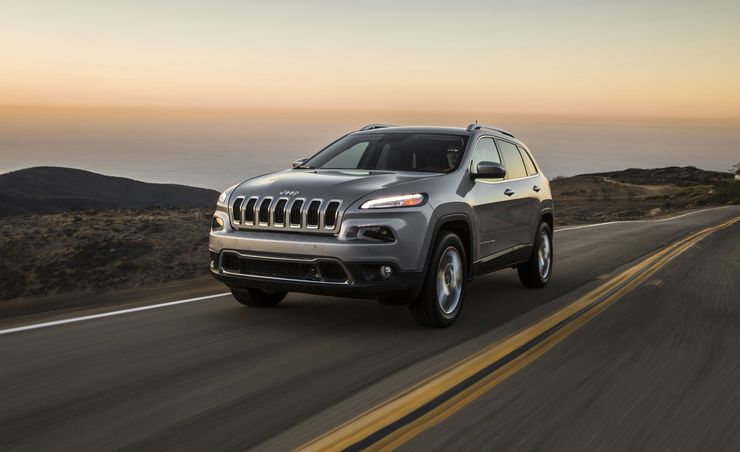 2017 Jeep Cherokee 4×4 – Instrumented Test