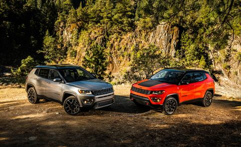 2017 Jeep Compass: Replacing Two Bad Models with One (Hopefully) Better One – Official Photos and Info