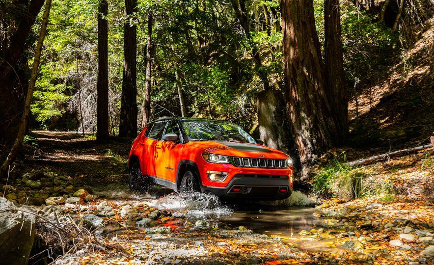 2017 Jeep Compass - Slide 47