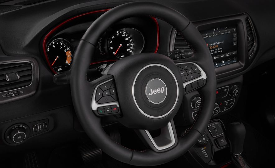 2017 Jeep Compass - Slide 74