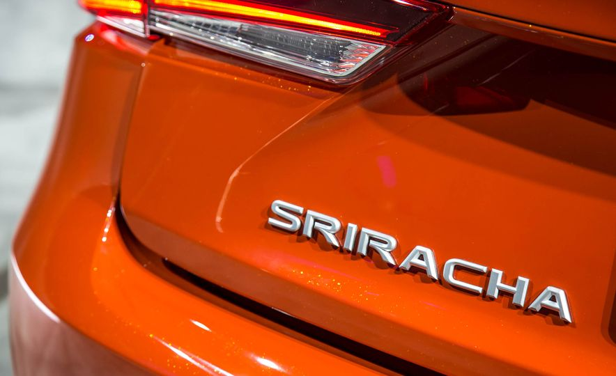 2017 Lexus Sriracha IS - Slide 4