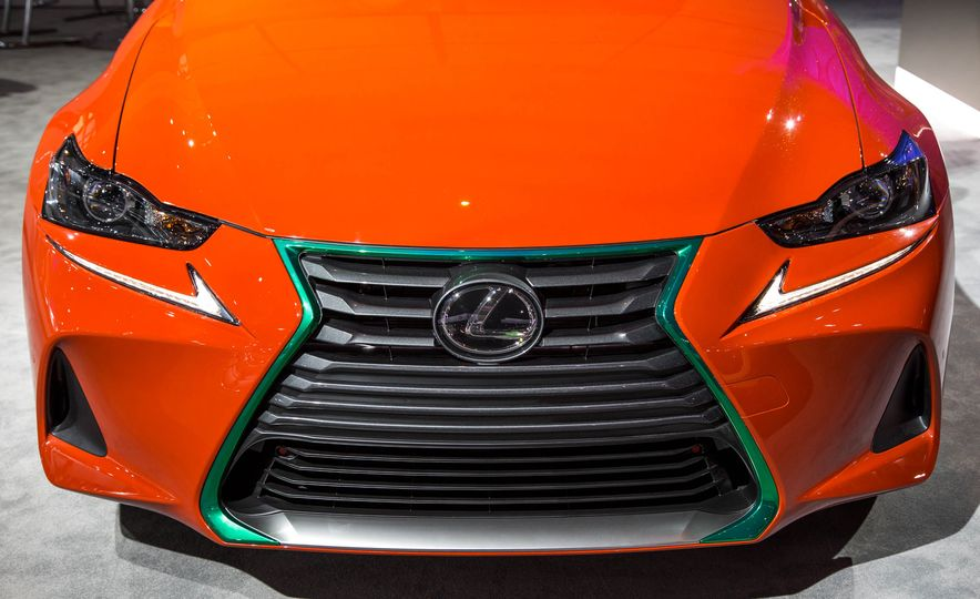2017 Lexus Sriracha IS - Slide 6