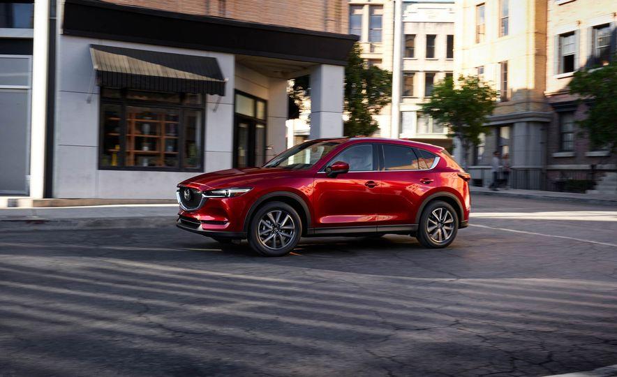 2017 Mazda CX-5 (JDM-spec) - Slide 16