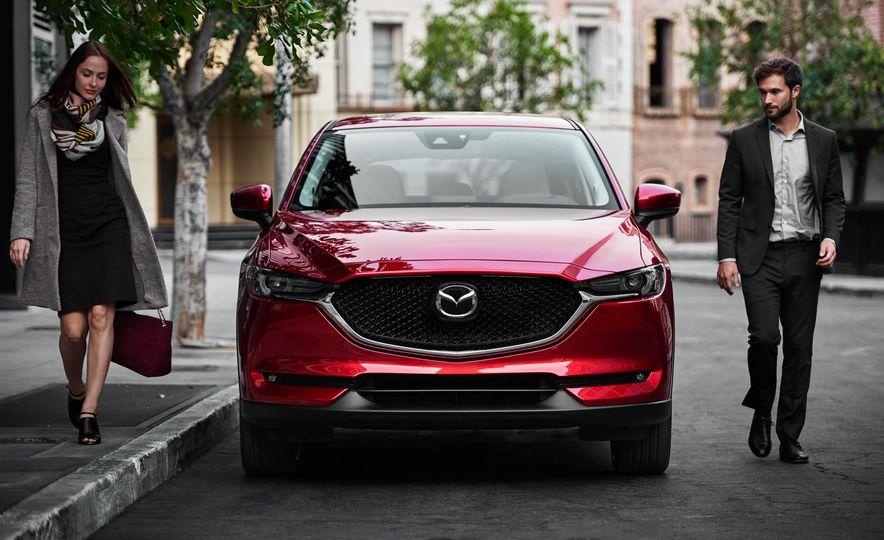 2017 Mazda CX-5 (JDM-spec) - Slide 18