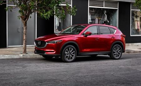 Mazda Finally Bringing Diesel Engine to the U.S. in 2017 CX-5