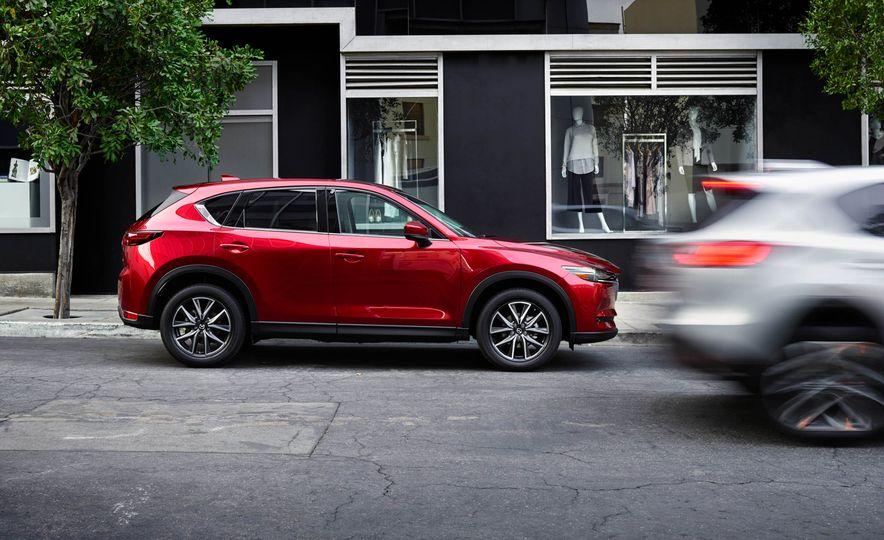 2017 Mazda CX-5 (JDM-spec) - Slide 20