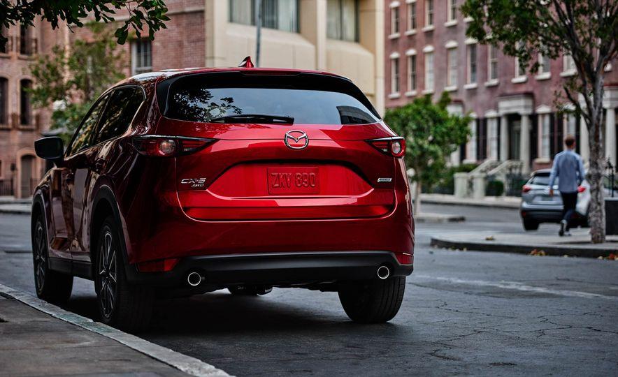 2017 Mazda CX-5 (JDM-spec) - Slide 25