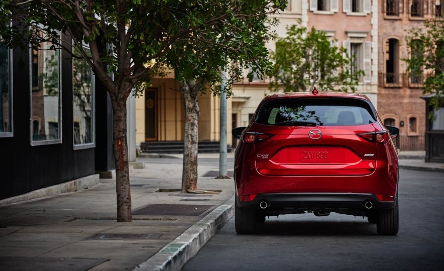 2017 Mazda CX-5 (JDM-spec) - Slide 26