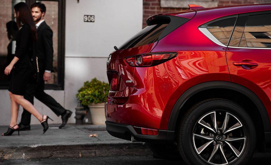 2017 Mazda CX-5 (JDM-spec) - Slide 33