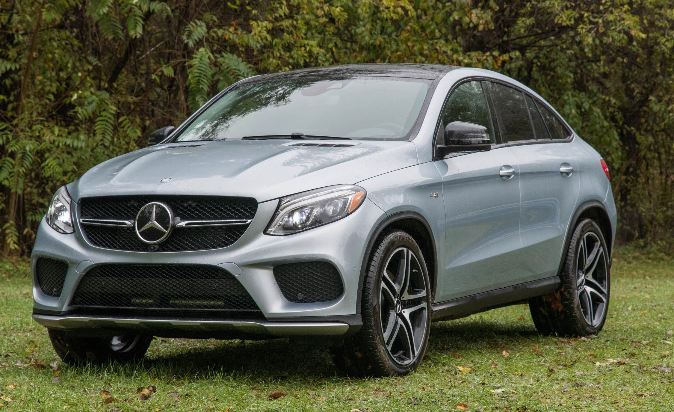 Mercedes Amg Gle43 Coupe 4matic Gle63 S Reviews Price Photos And Specs Car
