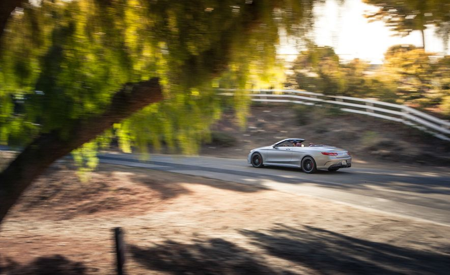 2017 Bentley Continental GT V8 S convertible and 2017 Mercedes-A - Slide 18